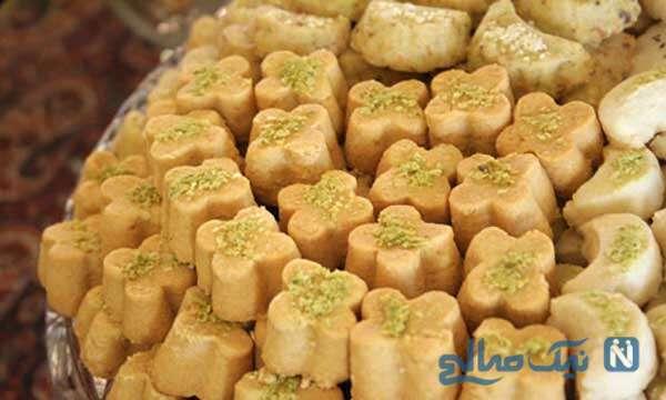 شیرینی مخصوص عید نوروز