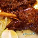 پخت ماهیچه گوساله