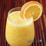 طرز تهیه اسموتی پرتقال، موز و آناناس