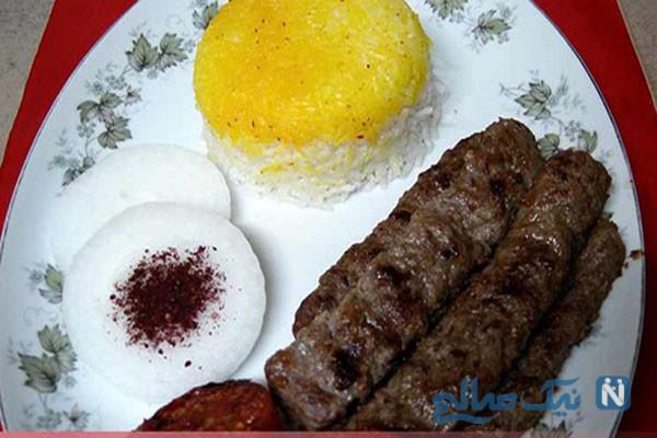 تهیه کباب کوبیده اصل ایرانی با ماهی تابه!