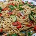 اسپاگتی سبوسدار رژیمی بسیار لذیذ