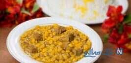 قیمه یزدی غذای سنتی کم نظیر!