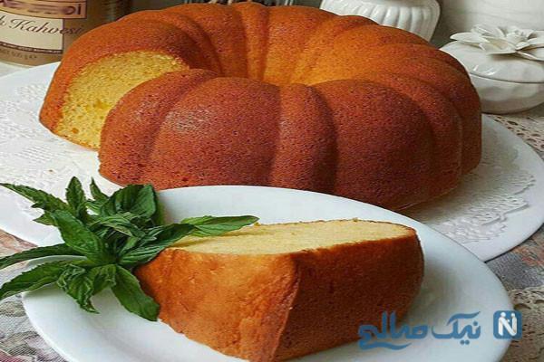 کیک ماست بسیار خوشمزه و متفاوت!