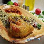 شوید پلو با نخود فرنگی غذایی کامل و خوشمزه