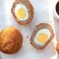تخم مرغ سوخاری, بسیار شیک و خوشمزه!