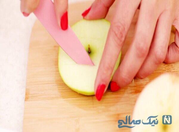 دونات سیب درختی