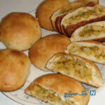 طرز تهیه نان شکم پر فوق العاده لذیذ