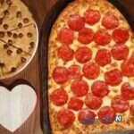 آموزش درست کردن پیتزا قلب بسیار زیبا و خوشمزه!