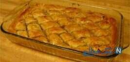 آموزش دسرهای خوشمزه با خمیر یوفکا