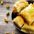 باقلوای خوش طعم و آسان با خمیر یوفکا!