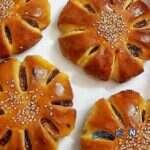 روش تهیه نان خرمایی خوشمزه با خمیر یوفکا