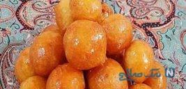 طرزتهیه لگیـــــمات , شیرینی سنتی فوق العاده ی بوشهری!