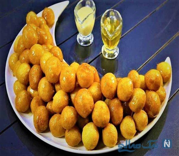 شیرینی لگیمات بوشهری
