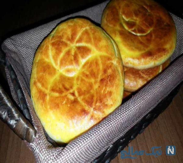 نان مغزدار تبریزی