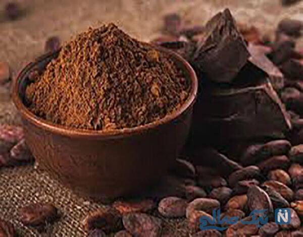 خاصیت کاکائو
