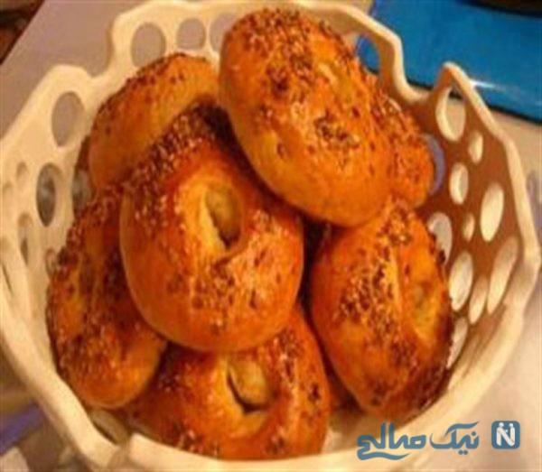 طرز تهیه یک نان کاملا رژیمی! +عکس