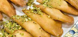 طرزتهیه قطایف, شیرینی عربی بسیارخوشمزه مخصوص ماه رمضان +عکس