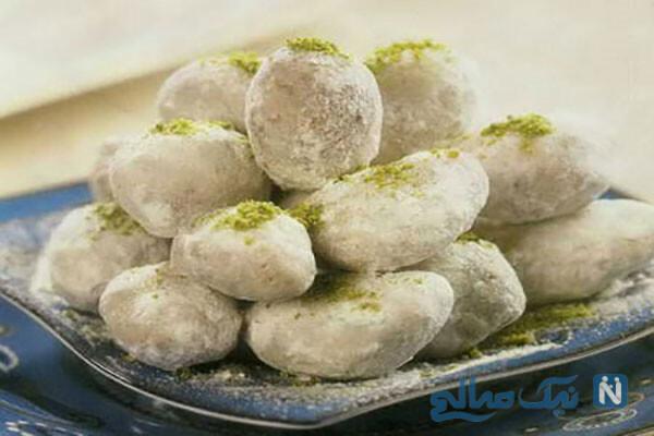 طرز تهیه شیرینی سنتی و مقوی قطاب