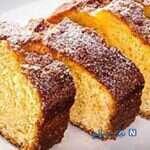 کیک ماست با دستوری آسان و لذیذ!