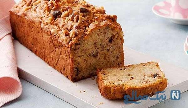 یک دستور آسان برای کیک گردویی مقوی و مخصوص