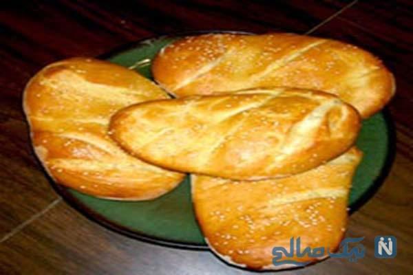این نان افغانی لذیذ را حتما امتحان کنید!