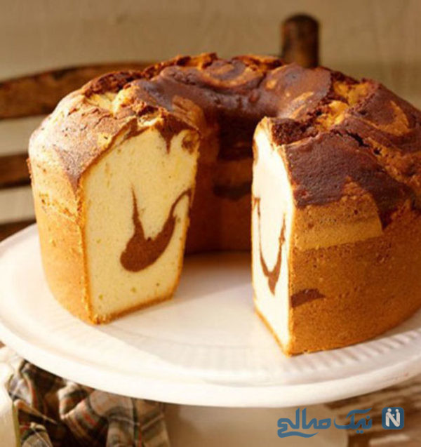 کیک ساده و خوشمزه