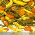 خوراک رنگارنگ تابستانی! +عکس