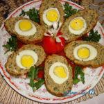 کوکو اسکاتلندی با مغز تخم مرغی, خوشگل و خوشمزه! +عکس