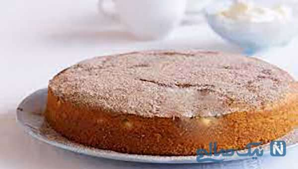 کیک دارچینی خوش عطر و خوش طعم با دستوری آسان!