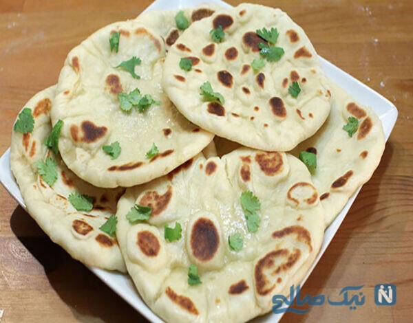 نان های معروف هند