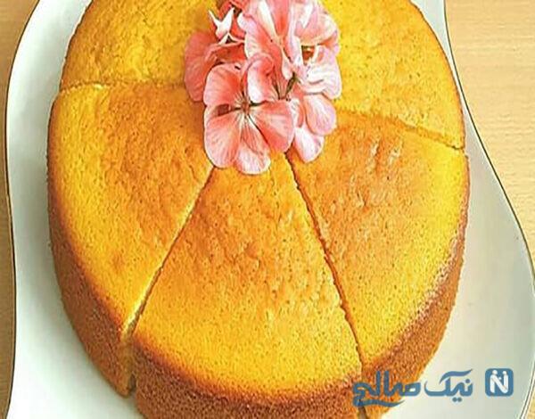 کیک شیر
