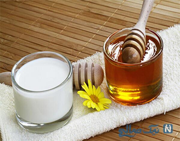 خواص شیر عسل