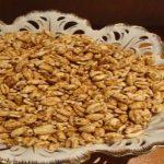 طرز تهیه گندمک و برنجک، تنقلات بسیار سالم وخوشمزه!