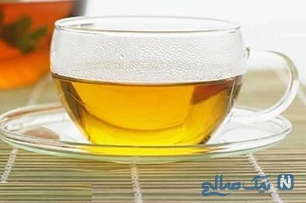 تهیه چای سیر