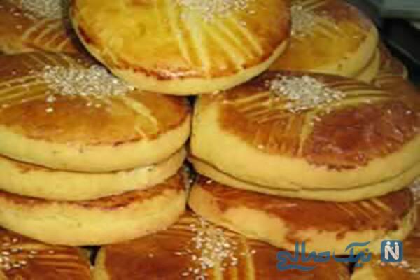 دستور پخت کلوچه سیب لطیف و لذیذ!