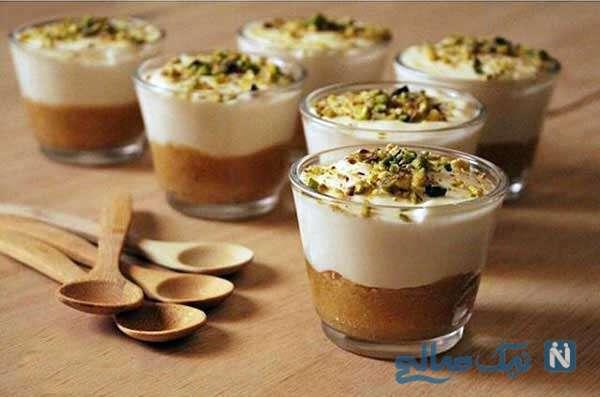 طرز تهیه عیش السرایا، دسر عربی بسیار ساده و لذیذ!