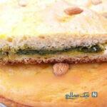 طرز تهیه نان محلی مقوی و لذیذ خیتاب!