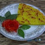 طرز تهیه کوکو کنجدی لذیذ با ارزش غذایی بسیار بالا