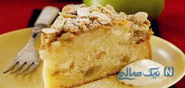 کیک سیب خوشمزه به سبک آلمانی!