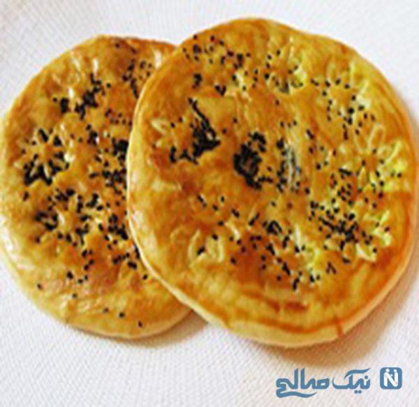نان روغنی سنتی
