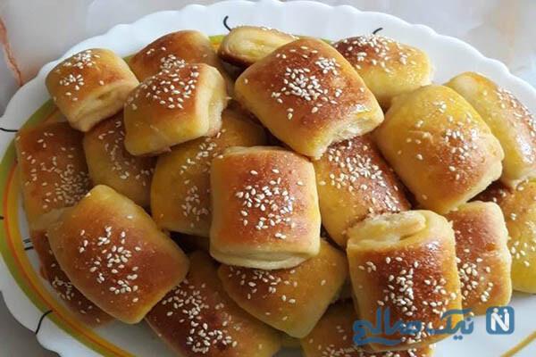 شیرینی دانمارکی محبوب به سبک خانگی