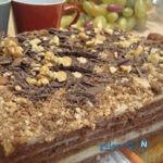 طرز تهیه کیک بیسکوییت رژیمی بسیار خوشمزه!
