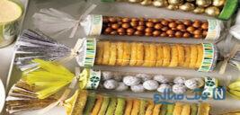 شیرینیهای خانگی زیبا و خوشمزه ای که میتوانید هدیه ببرید!