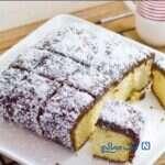 کیک لامینگتون، کیک استرالیایی ساده و خوشمزه
