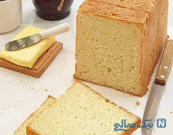 خواص نان تست