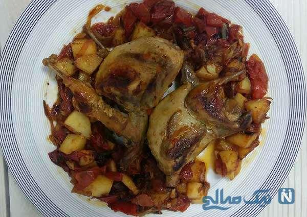 خوراک بلدرچین