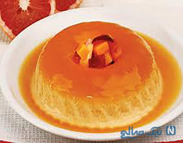 دسر پرتقالی