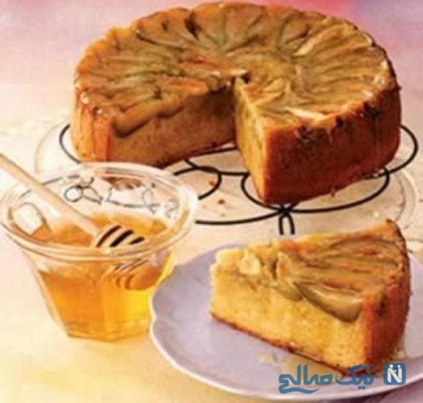کیک ساده و آسان بدون فر