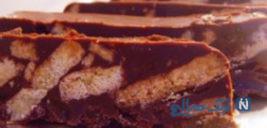 کیک آسون و سریع با بیسکوییت پتی بور!