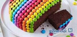 کیک شکلاتی خوشمزه و خانگی!